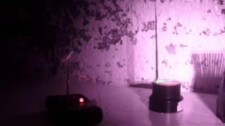 The Old Hartford City Jail - Trigger Objects II IR Video