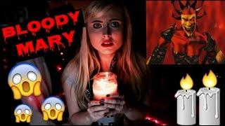 "MY FIRST TIME PLAYING ""BLOODY MARY"" STORY!"