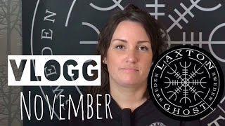 LaxTon Ghost Sweden Spökjägare Vlogg November 2016