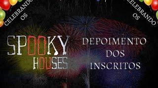 Assunto Spooky Semanal - Surpresa dos Inscritos ao Spooky
