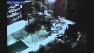 Ghost Filmed inside Cafe