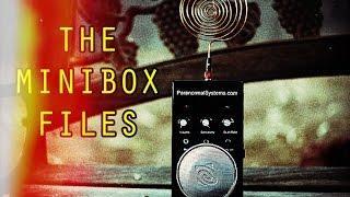 The MiniBox Spirit Box  - Recording spirit voices