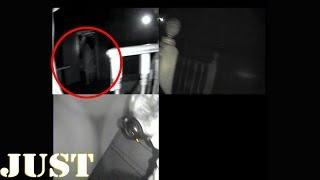 Full Body Apparition!?! | Just Paranormal