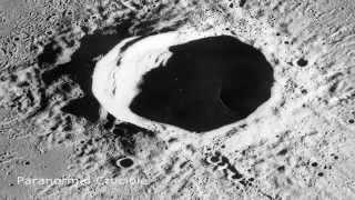 Massive Hole Found In Moon Crater