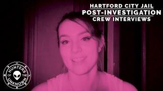 Hartford City Jail Post Investigation Interviews