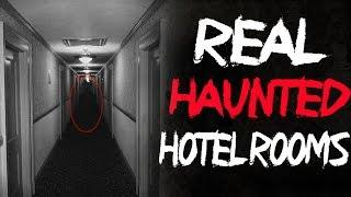 Top 5 Haunted Hotel Rooms - Real Hotel Ghost Caught on Tape (#ghost #scary) @FrostmareTV