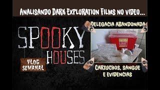 """Análise Espiritual - Dark Exploration Films em """"delegacia de polícia abandonada"""""""