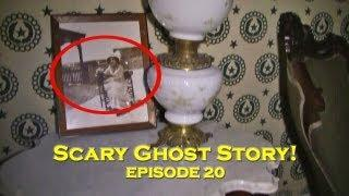 Scary True Ghost Story! Real Life Haunted Hotel! (DE Ep. 20)