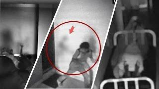 Top 10 Chilling Videos Of Ghost Caught On CCTV Camera 2016 | Scary Ghost Videos | Top Horror Video