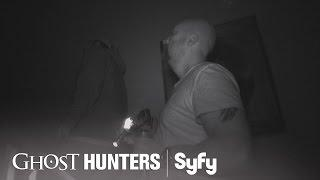 GHOST HUNTERS (Clips) | 'Hello?' | Syfy
