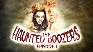 The Haunted Boozers Episode 1 Ghost Hunting in New Orleans