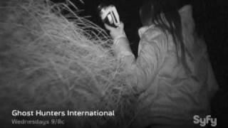 "Ghost Hunters International -- ""Devil's Wedding"" Sneak Peek Clip"
