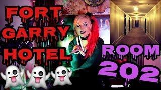 FORT GARRY HOTEL | HAUNTED ROOM 202!