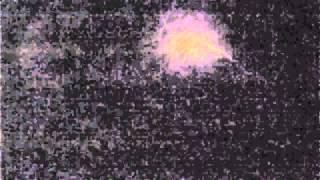 Pie grande blanco captado en un video