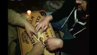 SCARY! Demon Activity Caught on Camera Ouija Satanic Basement EVP 2013