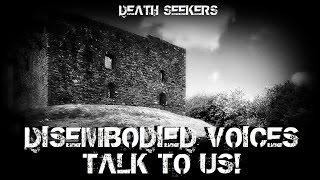 Haunted Lydford Castle | Disembodied Voices | Real Paranormal Investigation | Death Seekers