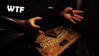 OUIJA BOARD ALONE! On Haunted Road GONE WRONG (WTF)