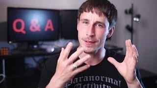 Paranormal Q and A - Bloody Mary, Being an Atheist Ghost Hunter