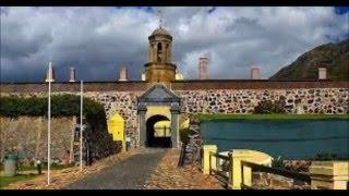 The good hope castle cape town south africa