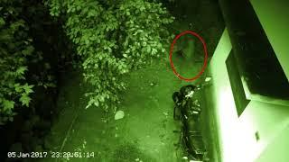 Ghost Shadow Caught On CCTV Camera!! Scary Ghost CCTV Video, Real Paranormal Activity 2017