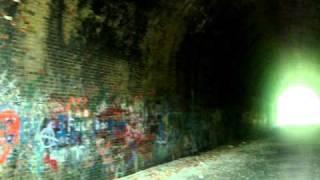 Moonville Tunnel EVP / Saturday Afternoon April 2010