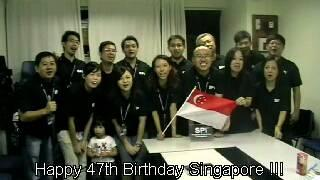 SPI wishes Singapore a Happy 47th Birthday !!!