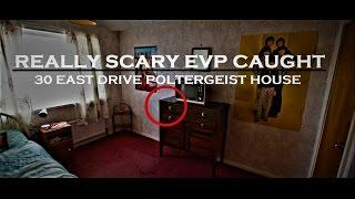 Shocking NIGHTMARE Evp Captured | 30 East Drive POLTERGEIST House | PARANORMAL Activity
