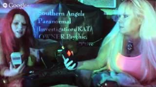 Paranormal Pillow Talk Live Unboxing Antique Vampire Slaying Kit, Ghost Box,Psychic  Readings