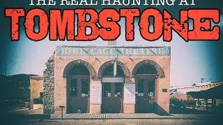 The Real Haunting in Tombstone. Non Stop Spirit Evidence. Huff Paranormal.