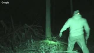 Search for the West Virginia Bigfoot....Live Ep 3
