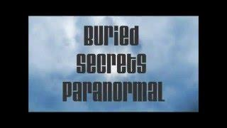 Buried Secrets Paranormal Concho, Oklahoma Flashlight Session