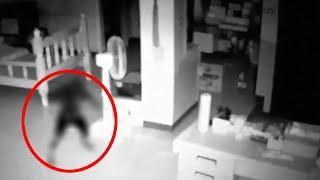 Dark Shadow In My Room At Night!! Paranormal Activity