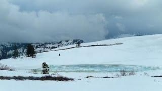 """Showers Lake - Part 6 """"Meiss Lake Frozen Over"""""""