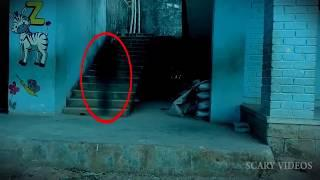 Creepy Ghost Sightings | Mysterious Ghost Shadow Caught On CCTV | Scary Videos 2017 | Haunting!!