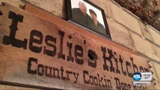 Ghost Hopping investigates Leslie's Family Tree on KSL News - October 2016