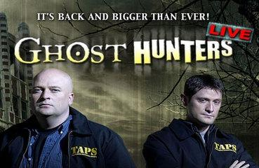Ghost Hunters Live (2009) - Essex County Hospital Part. 2/5