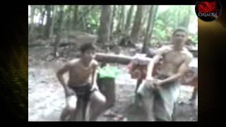 Impresionante video de un Duende ó Fantasma en Brasil @OxlackCastro COMPARTE EL VIDEO