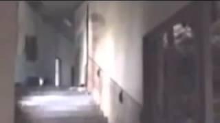 Ghost filmed in old Basement