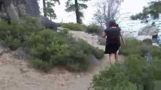 "D.L. Bliss State Park Rubicon Trail - Part 29 ""Cove Cave With A Touch Of Parody"""