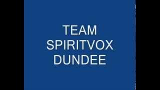 TEAM SPIRITVOX DUNDEE MEET THE TEAM