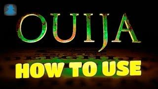 Ouija Board - How To Use  A Spirit/Talking Board - Paranormal