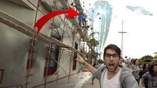 5 Anomalias en el Cielo Captado en Video