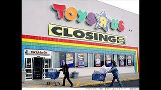 Toys R Us Is Closing!!!!