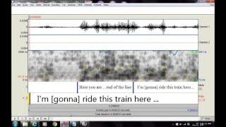 """B&O RR Museum Ghost Expedition 2015/Garrett Co [Oakland MD]  (""""I'm Gonna Ride This Train Here"""")"""