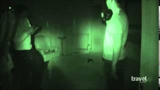 The Ghost Adventures Crew Conducts EVP & Ghost Box Session At The Palmer House Hotel