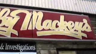BK's Vlog - At Bobby Mackeys Music World in Wilder Kentucky 2011