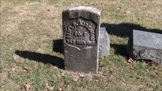 Chasing light anomalies and shadow figures at Elizabethtown Cemetery