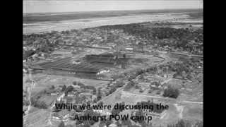 Amherst Internment Camp whistle - A haunted recording in Amherst, NS