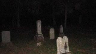 RT EVP from Cemetery- Very interesting