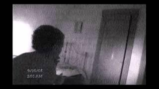 Closet Door Opening & Closing At Villisca Axe Murder House - PRISM